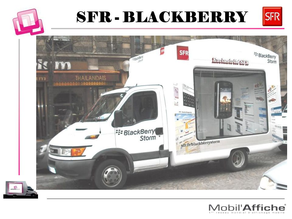 SFR - BLACKBERRY