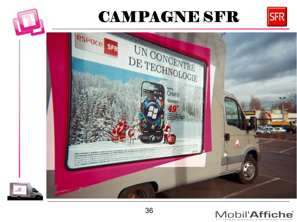 CAMPAGNE SFR 36