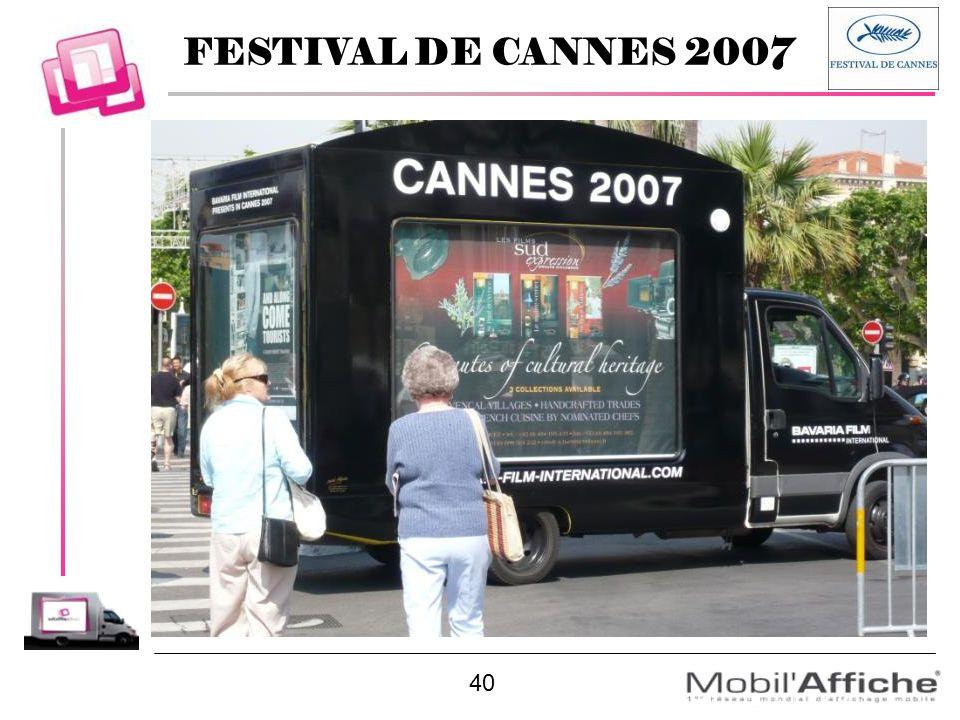 FESTIVAL DE CANNES 2007 40