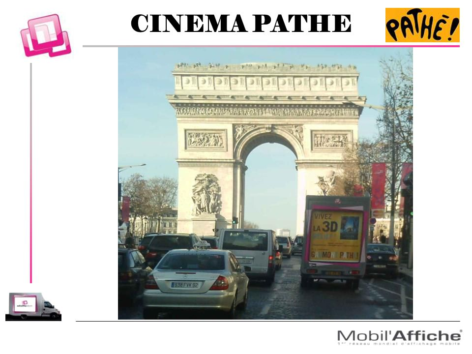 CINEMA PATHE