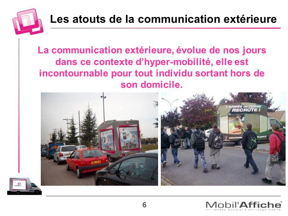Les atouts de la communication extérieure