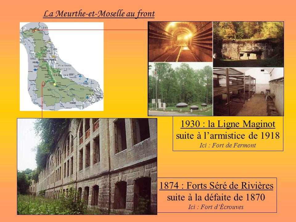 La Meurthe-et-Moselle au front