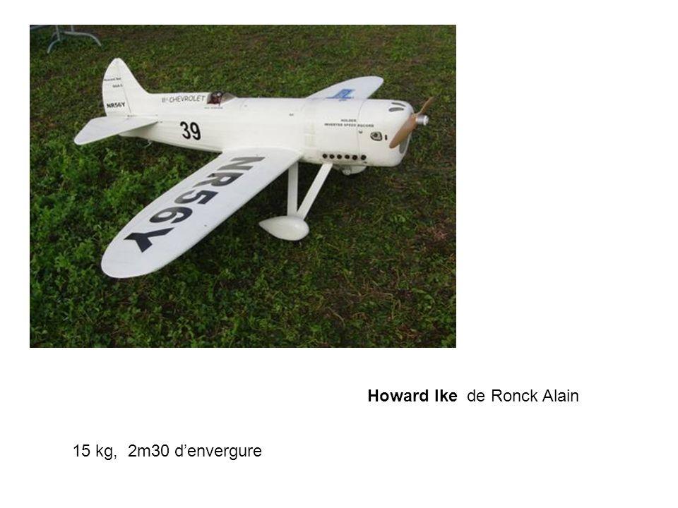Howard Ike de Ronck Alain