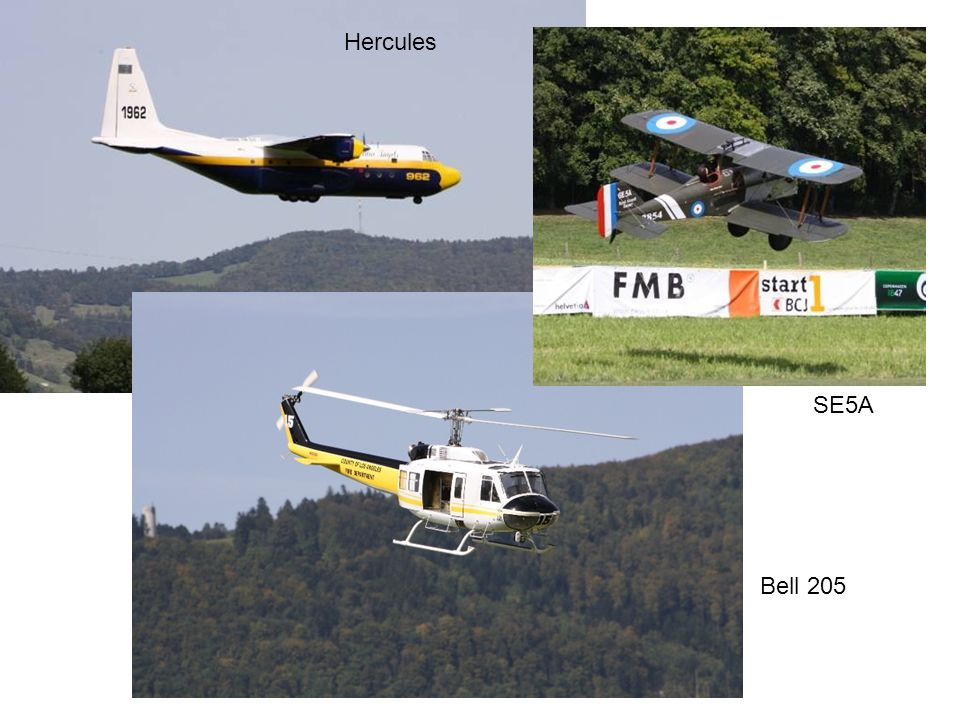 Hercules SE5A Bell 205