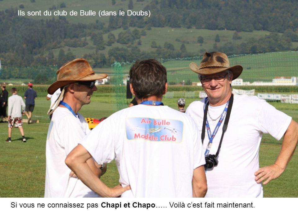 Ils sont du club de Bulle (dans le Doubs)