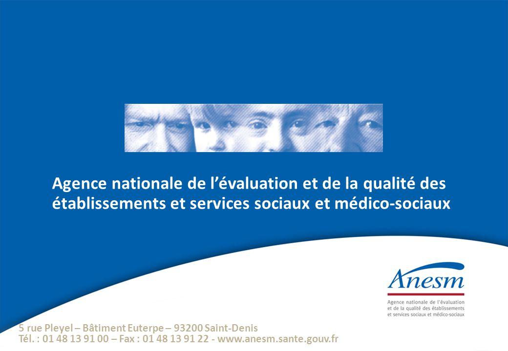 Agence nationale de l'évaluation et de la qualité des