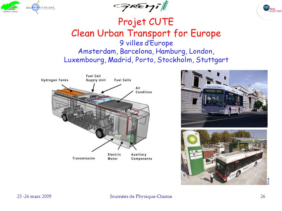 Clean Urban Transport for Europe