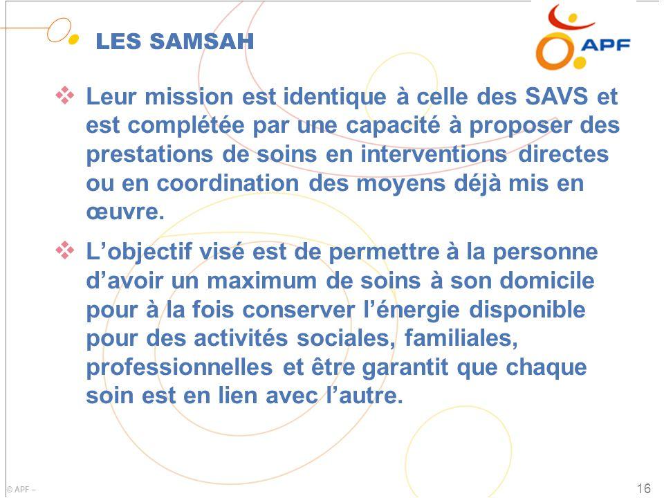 LES SAMSAH