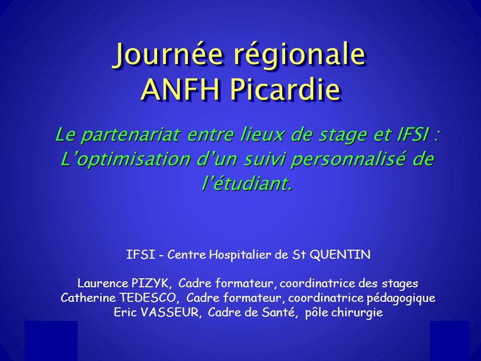 Journée régionale ANFH Picardie