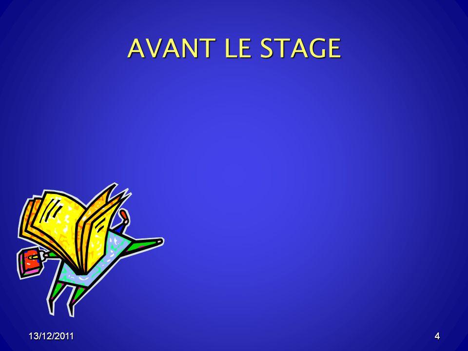 AVANT LE STAGE 13/12/2011 4