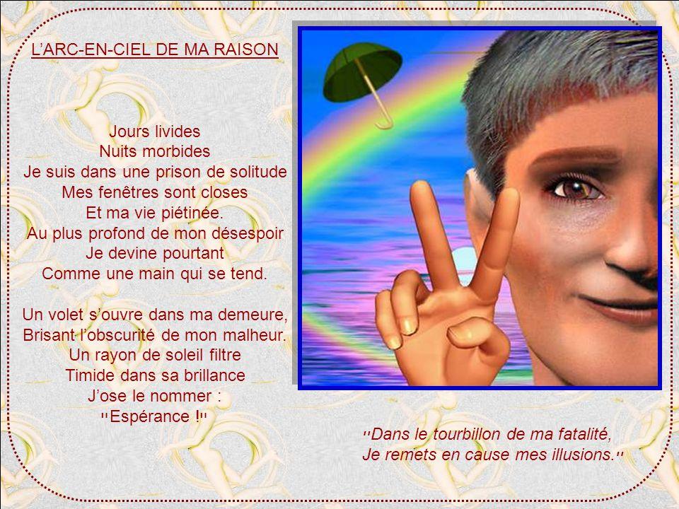 L'ARC-EN-CIEL DE MA RAISON