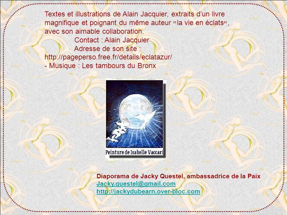 Contact : Alain Jacquier
