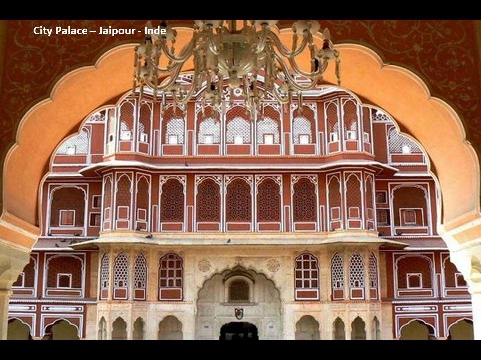 City Palace – Jaipour - Inde