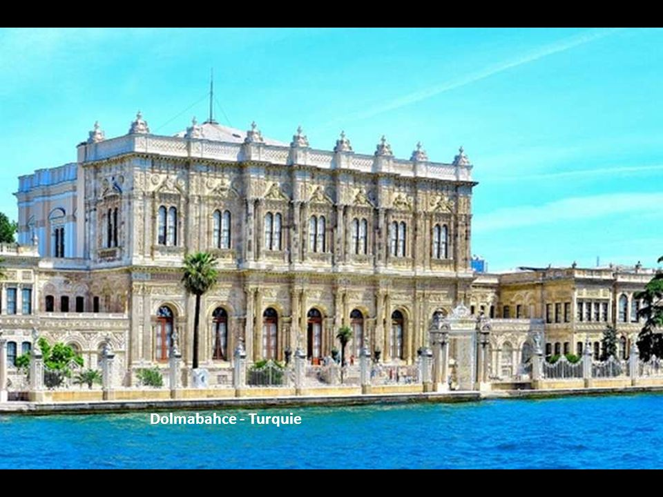 Dolmabahce - Turquie