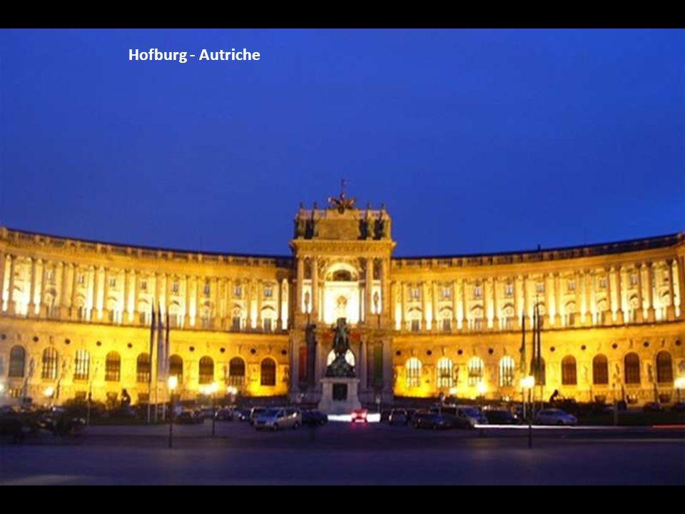 Hofburg - Autriche
