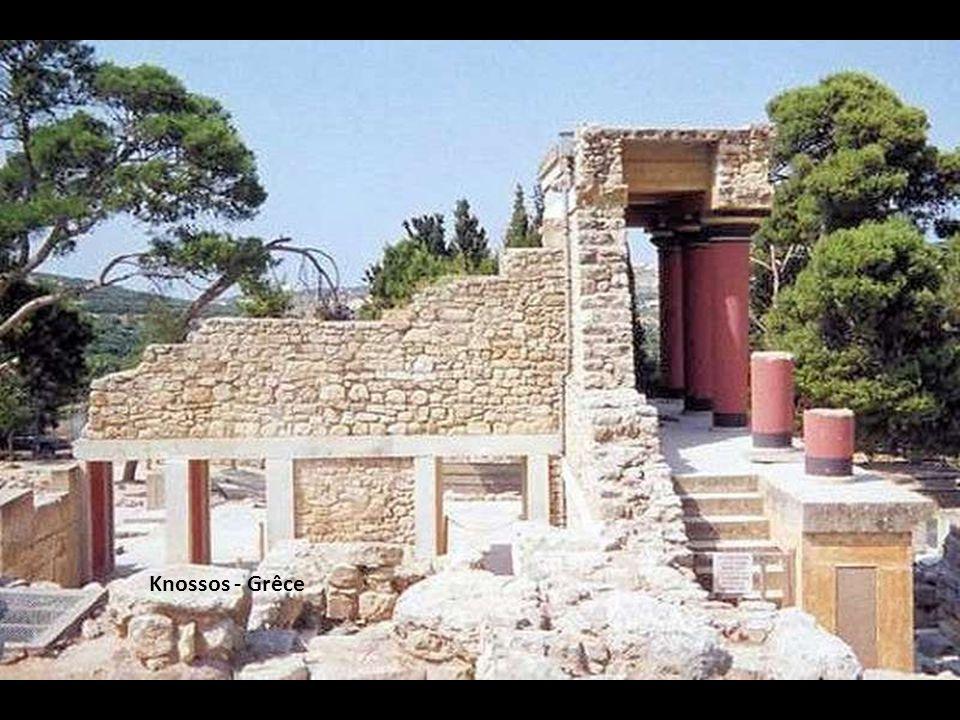 Knossos - Grêce