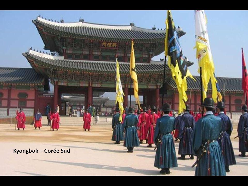 Kyongbok – Corée Sud