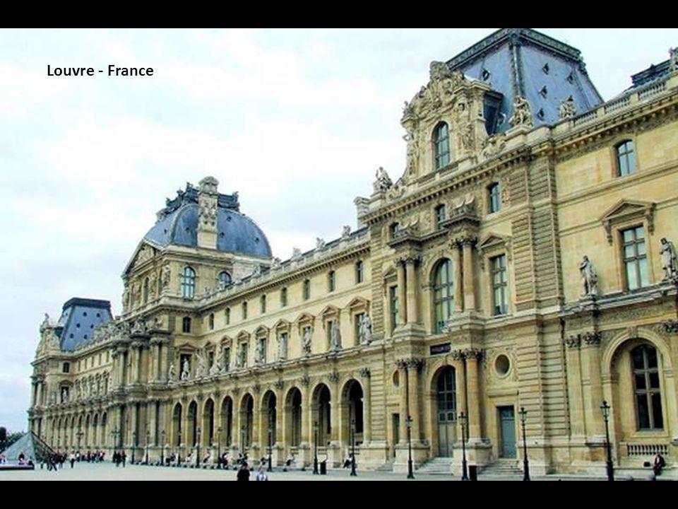 Louvre - France