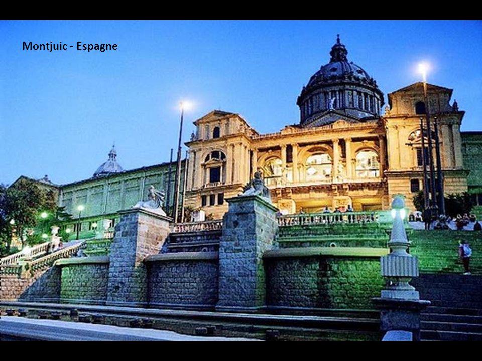 Montjuic - Espagne