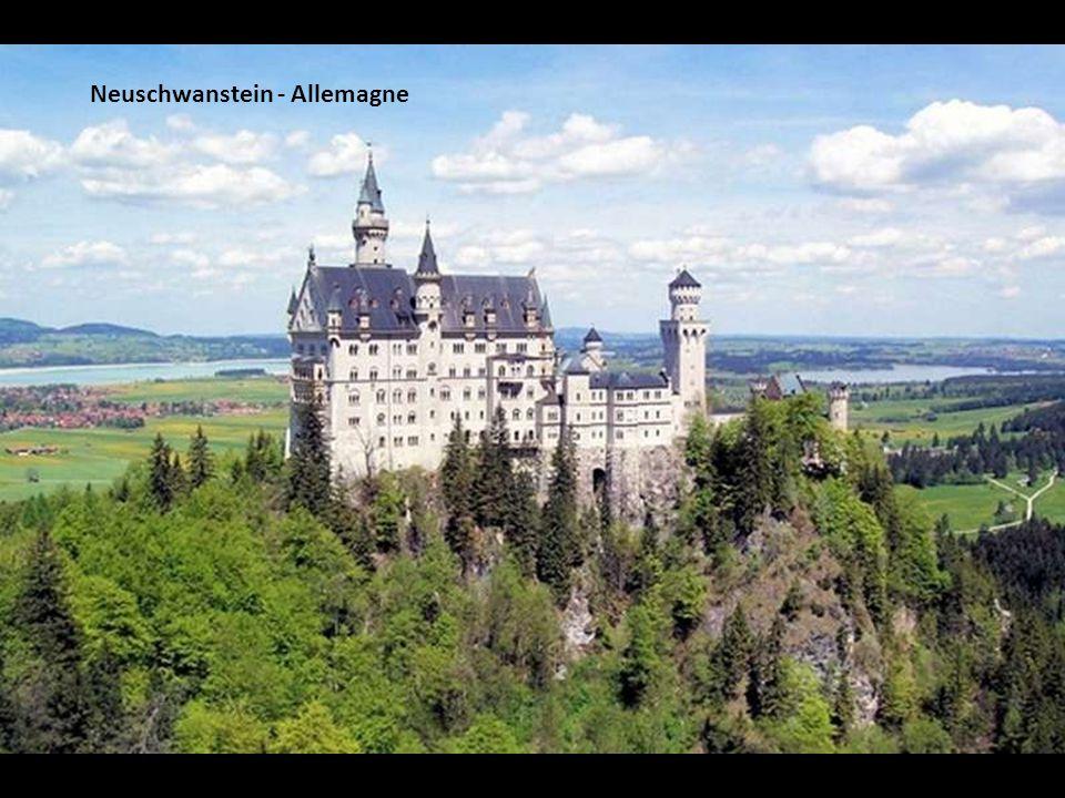 Neuschwanstein - Allemagne