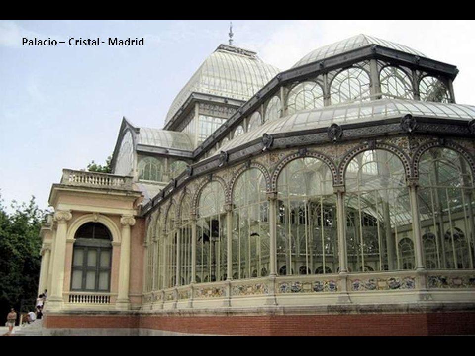 Palacio – Cristal - Madrid