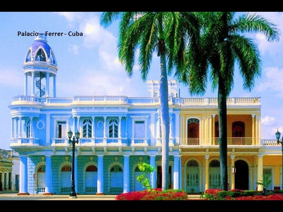 Palacio – Ferrer - Cuba