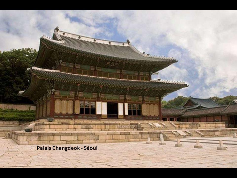 Palais Changdeok - Séoul