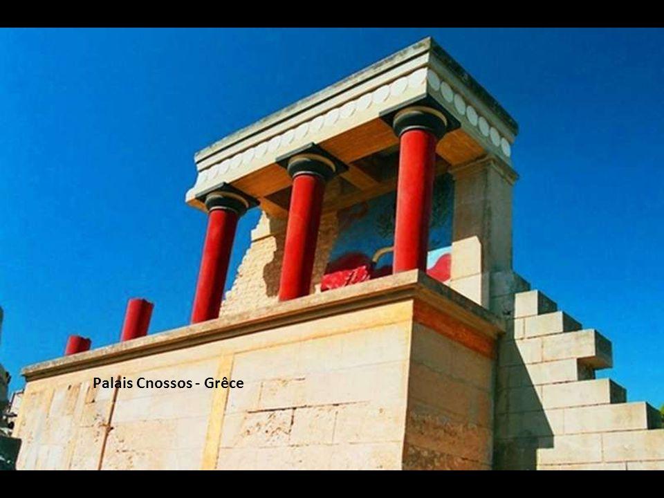 Palais Cnossos - Grêce