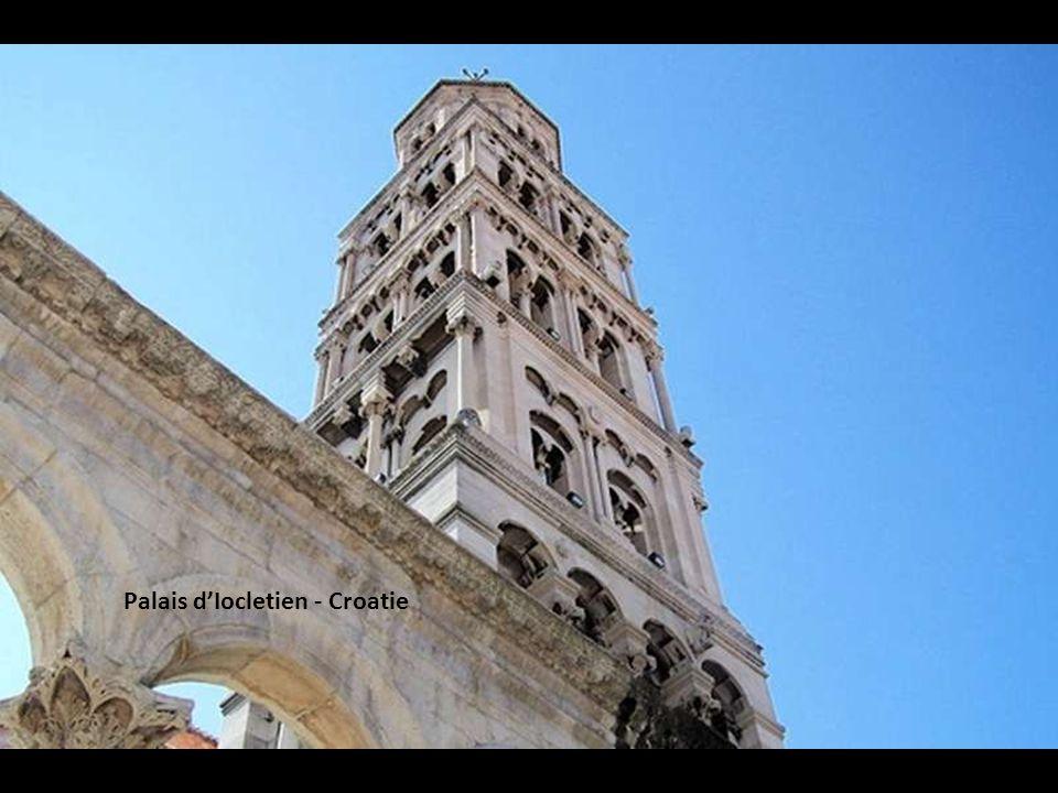 Palais d'Iocletien - Croatie