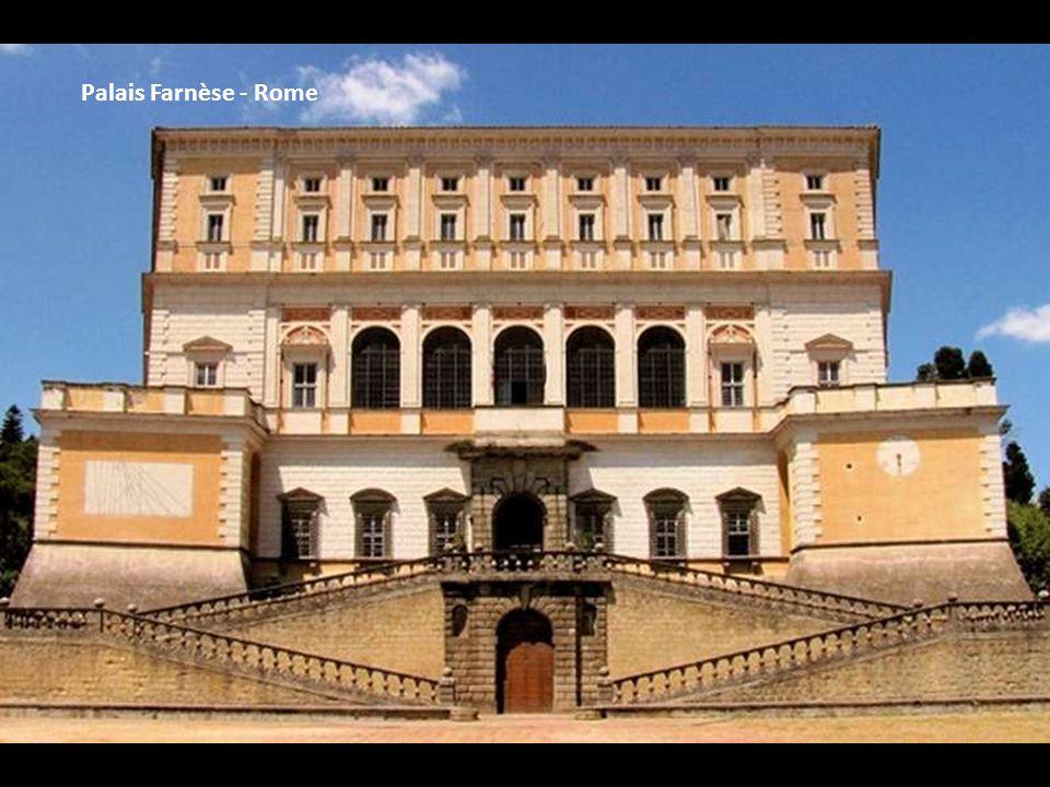 Palais Farnèse - Rome