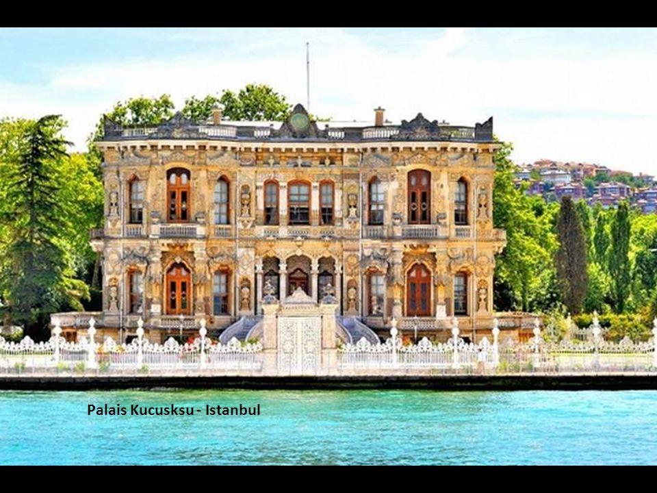 Palais Kucusksu - Istanbul