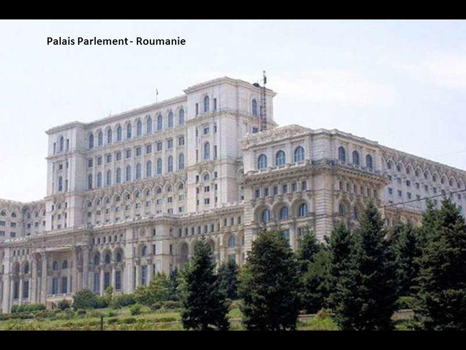 Palais Parlement - Roumanie