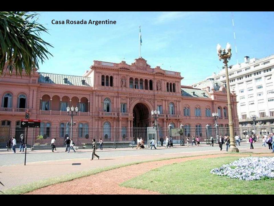 Casa Rosada Argentine
