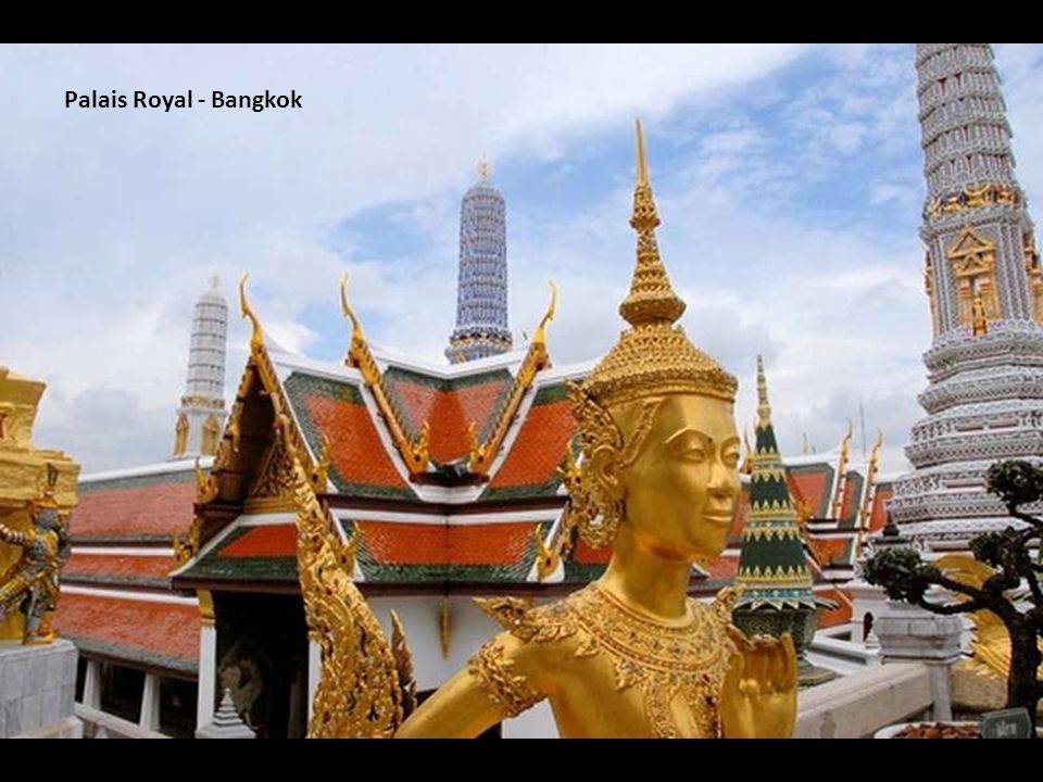 Palais Royal - Bangkok