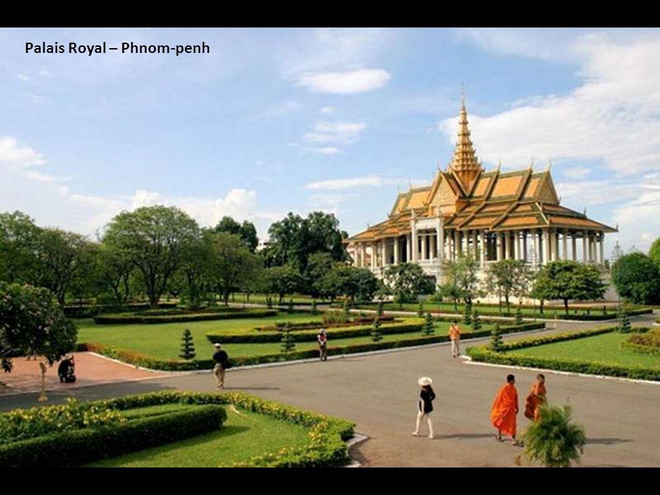 Palais Royal – Phnom-penh