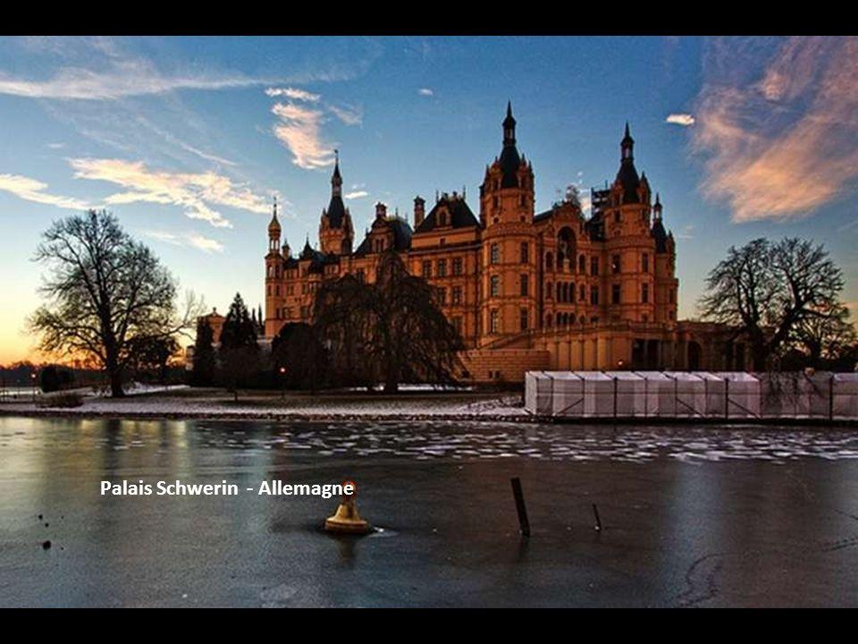Palais Schwerin - Allemagne