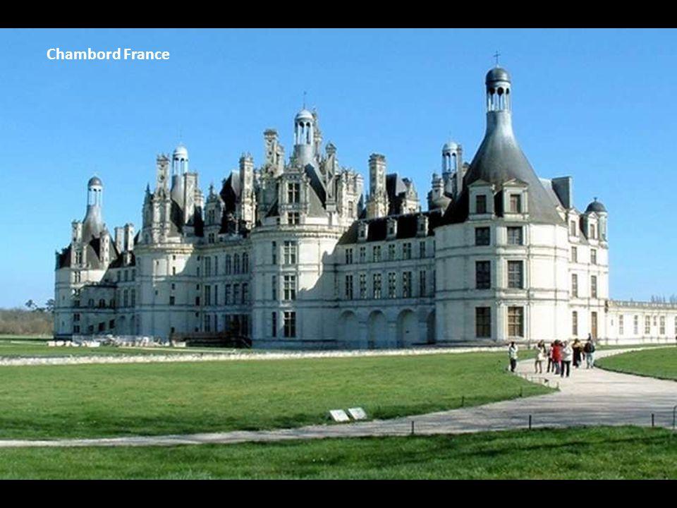 Chambord France