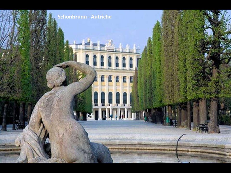 Schonbrunn - Autriche