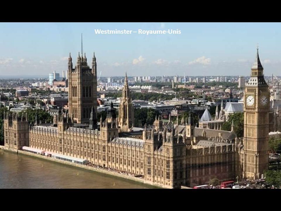 Westminster – Royaume-Unis