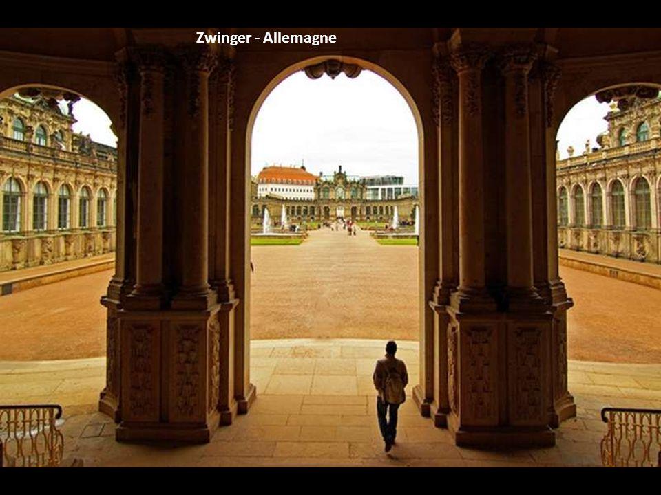 Zwinger - Allemagne