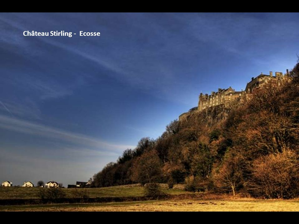 Château Stirling - Ecosse