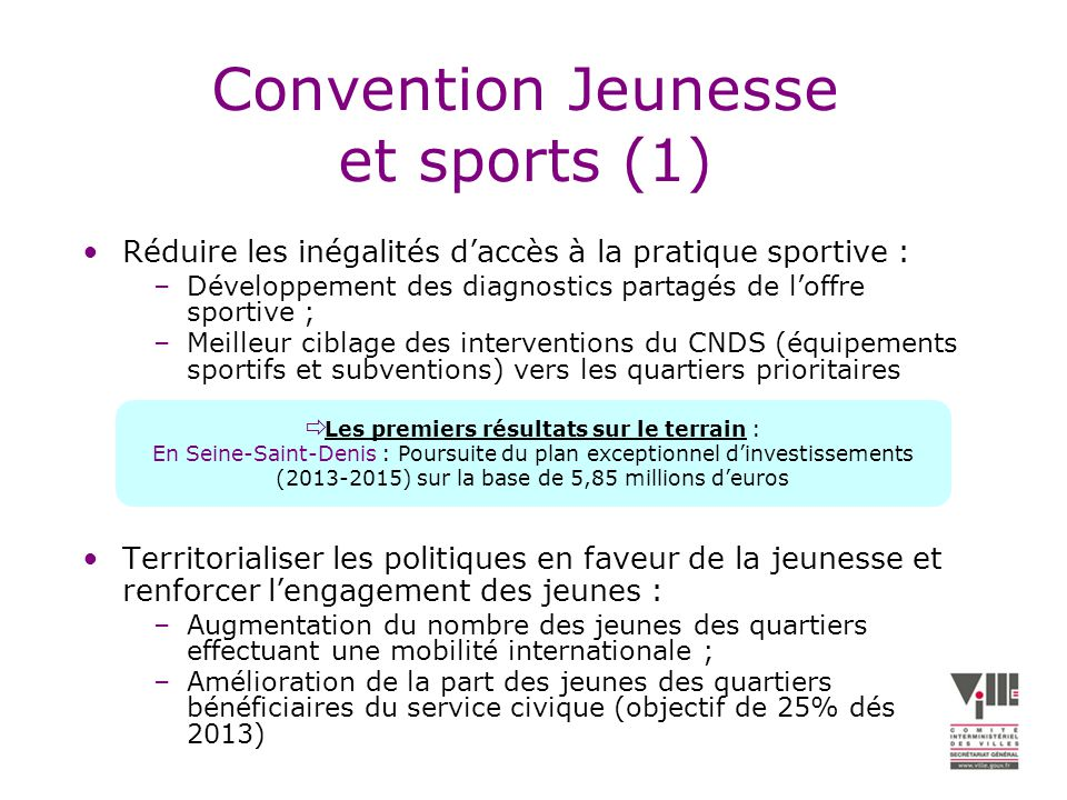 Convention Jeunesse et sports (1)