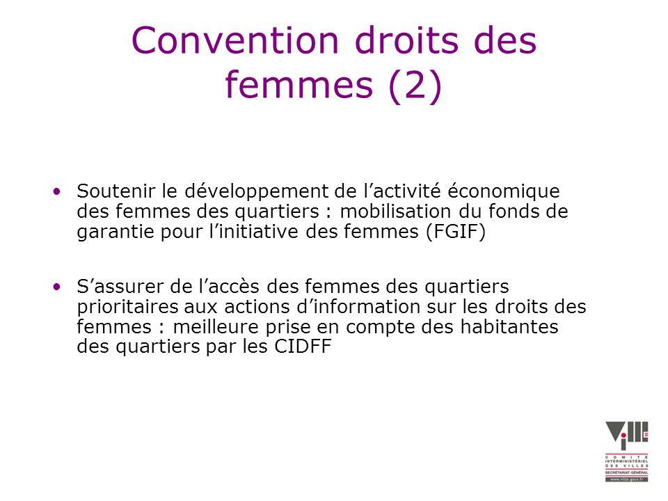 Convention droits des femmes (2)
