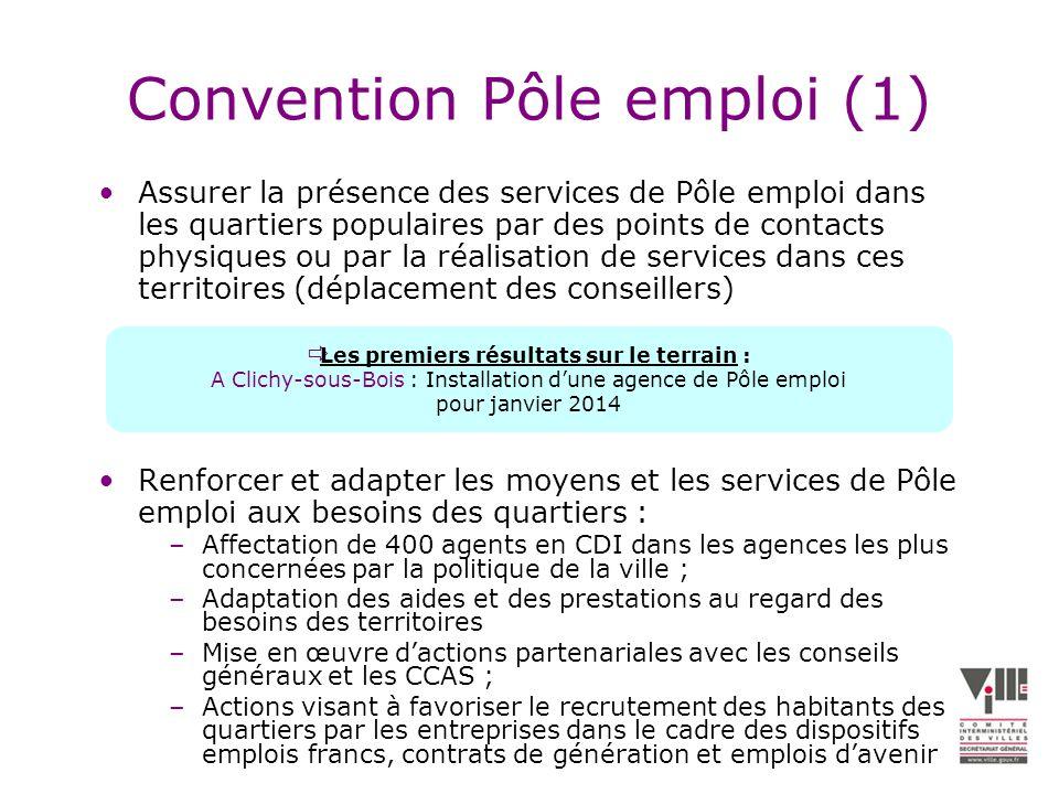 Convention Pôle emploi (1)