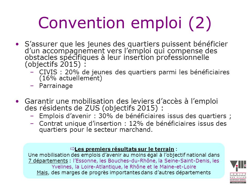 Convention emploi (2)