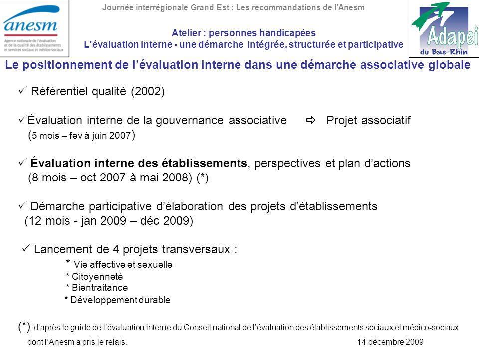 Référentiel qualité (2002)