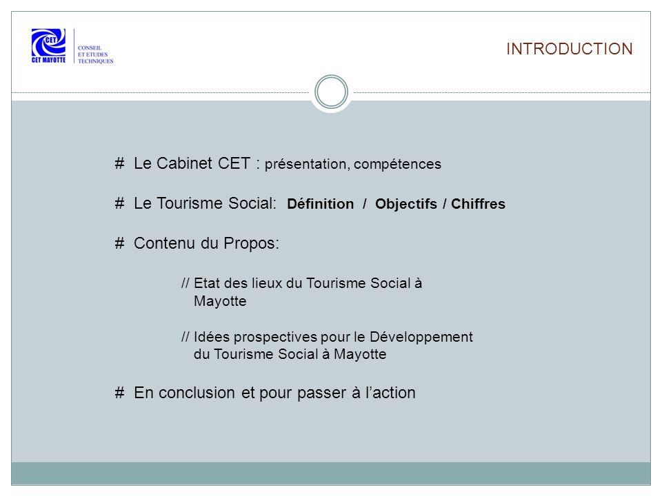 # Le Cabinet CET : présentation, compétences
