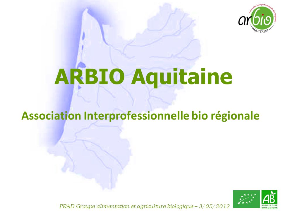 Association Interprofessionnelle bio régionale