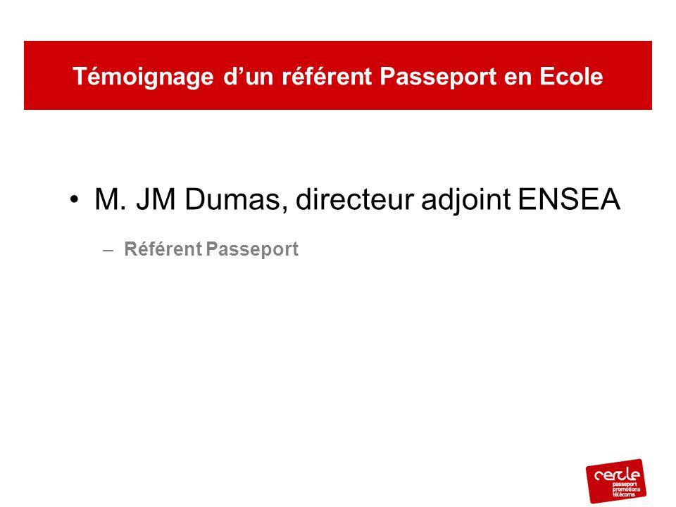 Témoignage d'un référent Passeport en Ecole