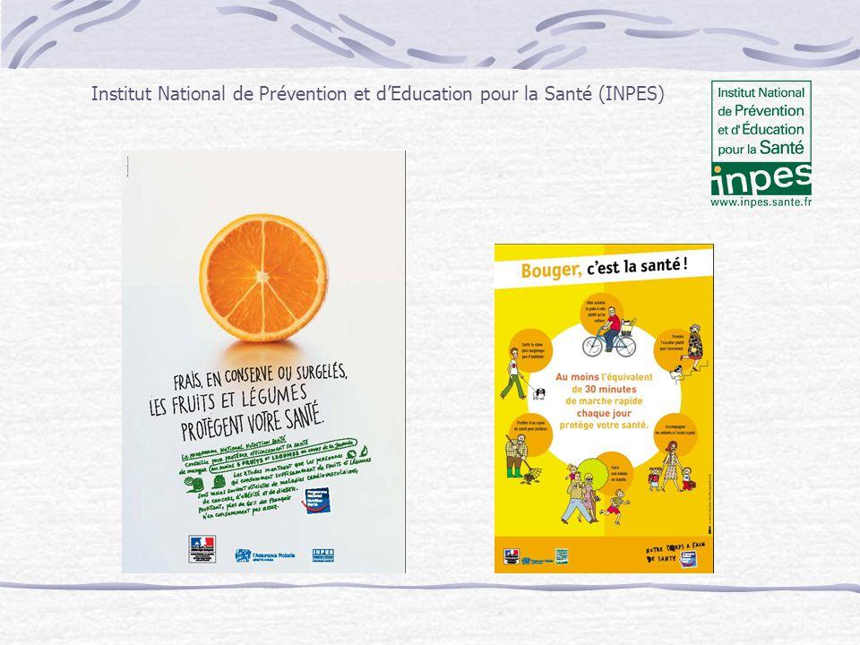 Institut National de Prévention et d'Education pour la Santé (INPES)